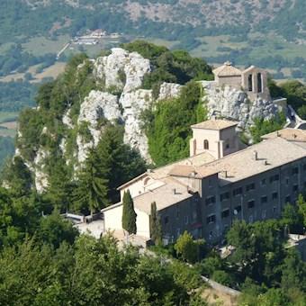 Santuario della Mentorella - 1500 anni di storia